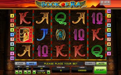 Игровой автомат Book Of Ra Deluxe 2
