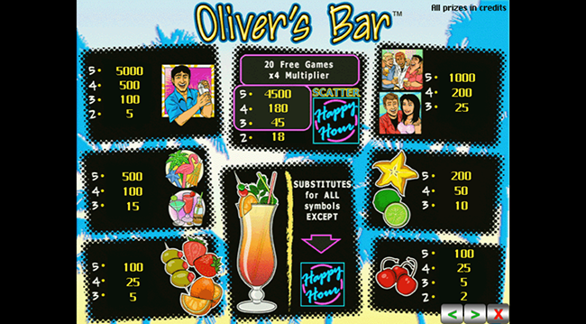 olivers-bar-info