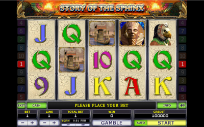story-of-the -sphinx-slot
