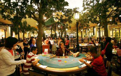 Cambodia's casinos
