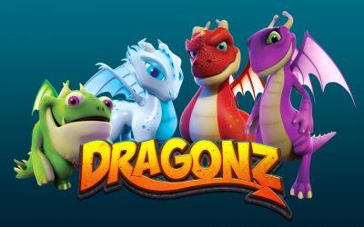 Dragonz online slot