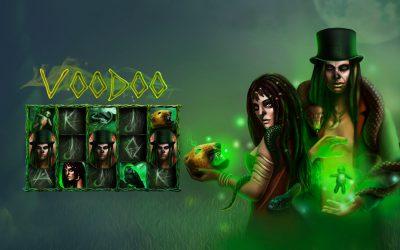 Новый игровой автомат Voodoo от Endorphina