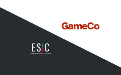 GameCo присоединяется к Esports Integrity Coalition (ESIC)