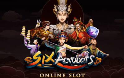 Six-Acrobats-slot-microgaming