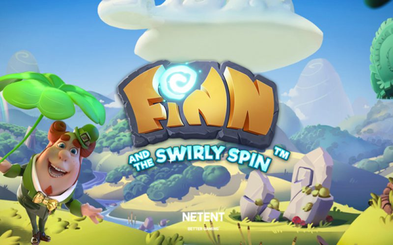 FINN AND THE SWIRLY SPIN ИГРОВОЙ АВТОМАТ CRAZY