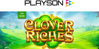Playson-Clover-Riches