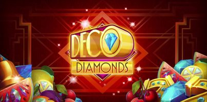 В Bitcoin Casino появится слот Deco Diamonds от Microgaming